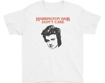 Youth Steve Harrington's Hair. Stranger Things T-Shirt