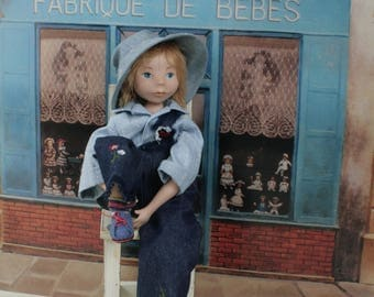 Artist Doll Maxim