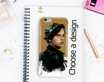 Riverdale Jughead iPhone 8 Сase Galaxy S8 Case iPhone X iPhone 7 Plus Case iPhone 6 riverdale iphone Plastic case iPhone case Samsung phone