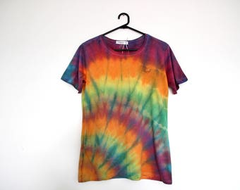 Colours in Space Dyed T-shirt