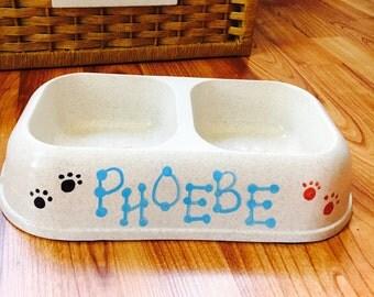 Personalized Pet Bowls