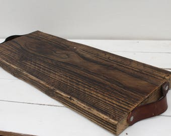 Large reclaimed food / cheese boards