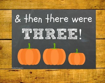 Fall Pregnancy, Pregnancy Reveal, Baby Announcement, Maternity Photo Prop, Fall Baby Reveal, Printable Pregnancy, Chalkboard Pregnancy
