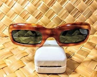1960s Mod Sunglasses French