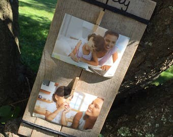 Plaque Photo Frame