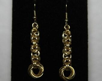 Byzantine Dangle Earrings