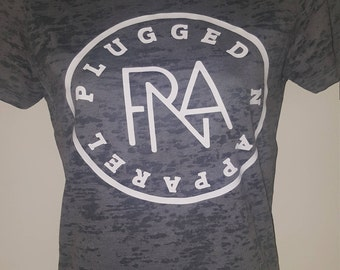 PLUGGED N APPAREL T-SHIRT w/pna patch