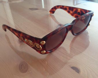Vintage EK 1601 PGC 18 Sunglasses ( Emmanuelle Khanh, handmade)