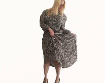 Retro 70s Dress size 14