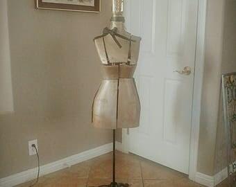 Vintage Dressmaker Form Floor Lamp