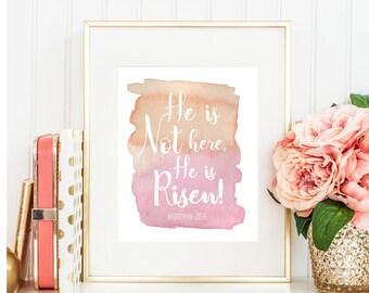 He Is Risen! - Art Print