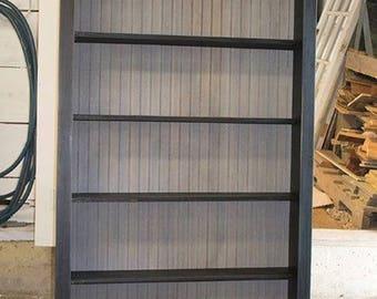Vintage Reclaimed Bookshelf