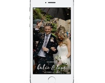 Wedding Snapchat Geofilter Custom Geofilter Wedding Snapchat Filter Snapchat Wedding Geofilter Celebrating Photo Filter Custom Filter