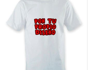 Shirt with your design