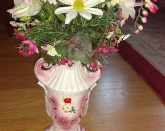 Spring/Valentine's day floral arrangement