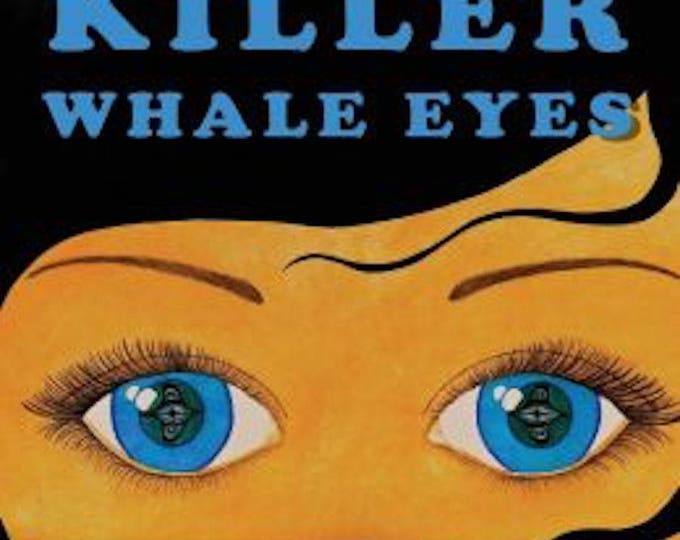Children's Book: Killer Whale Eyes