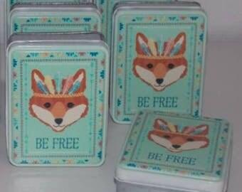 Little Animal adventure Fox storage box - be free Be Free