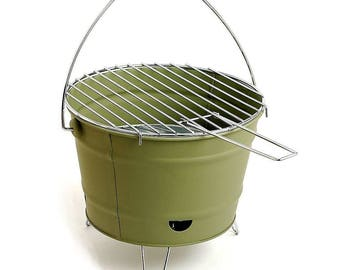 BBQ Bucket Grill