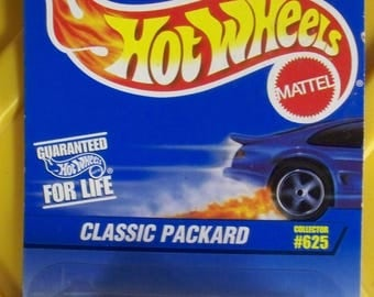 Classic Packard Hot Wheels #625 1997