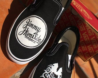 customized Vans Shoes