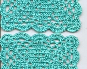 Crochet doily / crocheted doily