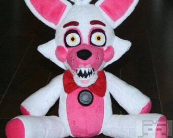 Five Nights at Freddy's: Sister Location - Funtime Foxy - Plush