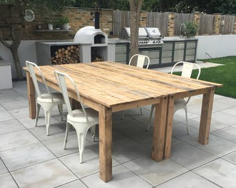 Outdoor Handmade Table