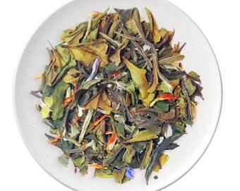 Creamy Coconut Breeze Tea