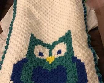 Owl Car Seat Canopy