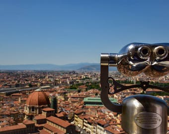 Florence photography, Italy photography, Fine art photography, travel photography, rooftops, terracotta, duomo