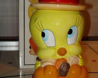Tweety Bird Cookie Jar