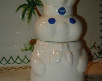 "Pillsbury Doughboy 12"" Cookie Jar"