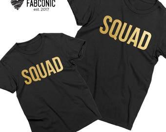 Squad shirts | Etsy