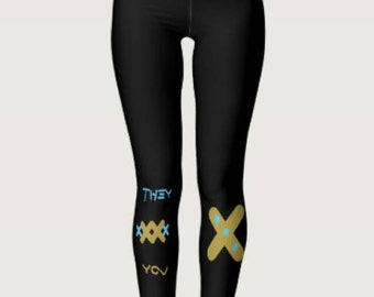 Believe Leggings Women
