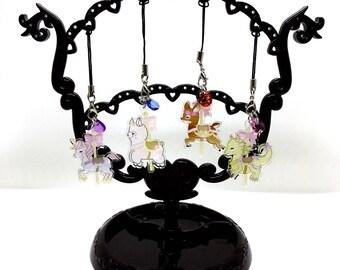 Carousel Creature Charms