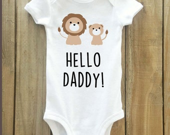 Hello Daddy, Pregnancy announcement to husband, pregnancy reveal to husband, pregnancy announcement, hello daddy announcement, hello dad