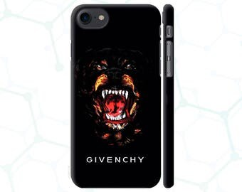 Givenchy Rottweiler Case For Iphone 7 Silicone case Iphone 5c/6/6+/6s phone accessories tough case protective case Samsung Galaxy S5/S6