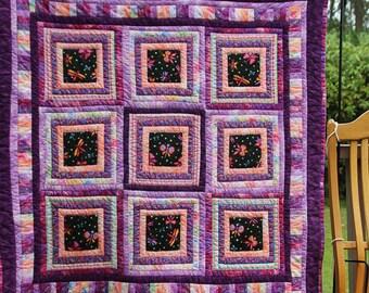 Quilts  Dragonflies and Butterflies Adult/Teen