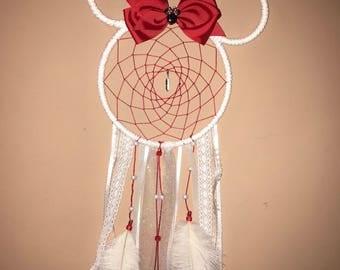 Minnie Mouse Dream Catcher