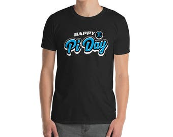 Happy Pi day shirt - funny pi day shirt - funny math shirt - Funny math teacher tee - mathematician shirt - Math humor tee -math lover tee