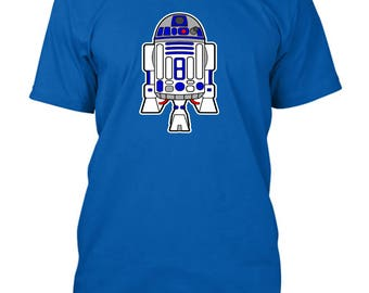 Star Wars R2D2 Inspired T-Shirt
