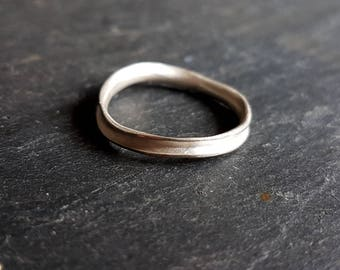 Mara ring - sterling silver