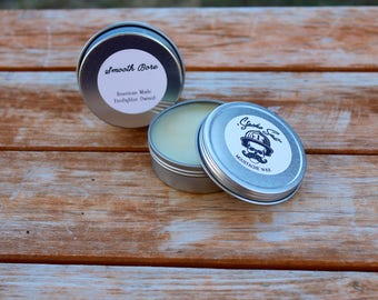 Mustache Wax- Smooth Bore- Strong Hold