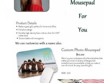 Melissa Benoist #174 Mousepad