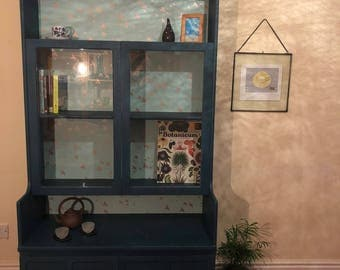Upcycled Nathan bookcase/dresser