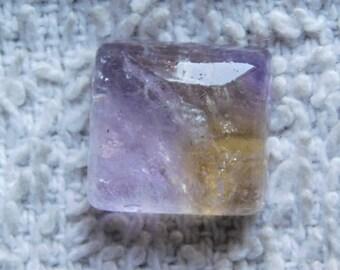 Awesome Ametrine gemstone cabochons Ametrine gemstone Beautiful Ametrine loose gemstone100% Natural 17.50cts (14x14x7)mm