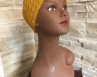 The Mustard Headband