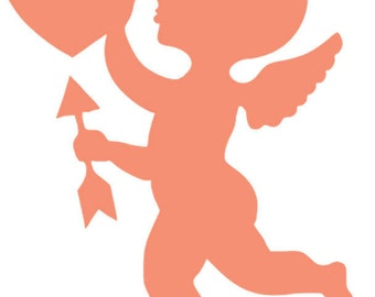 Cupid SVG Digital Download