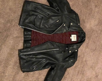 Wilson open road leather jacket