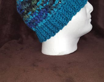Chunky textured Hat